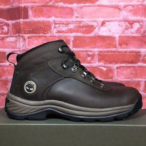 TIMBERLAND MEN'S FLUME MID WATERPROOF HIKING BOOTS